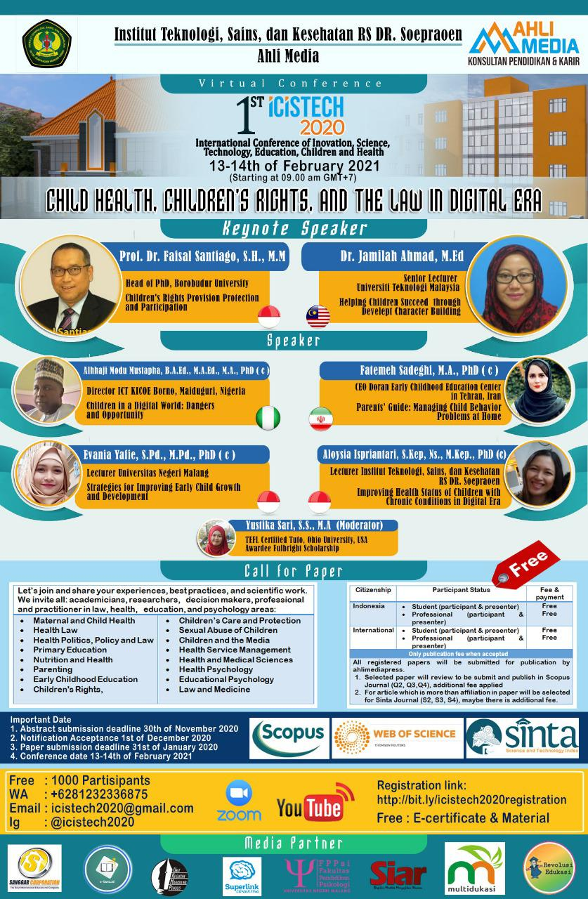 Child Health  Children's Rights And The Law In Digital Era